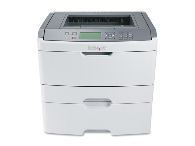 Lexmark E Series E462dtn Workgroup Up to 40 ppm 1200 x 1200 dpi Color Print Quality Monochrome Laser Printer