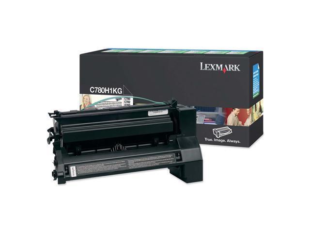 LEXMARK C780H1KG Toner Cartridge Black