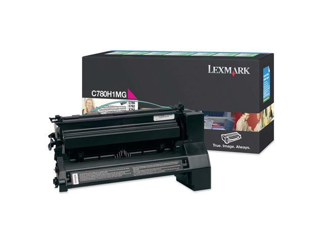 LEXMARK C780H1MG Magenta Toner Cartridge