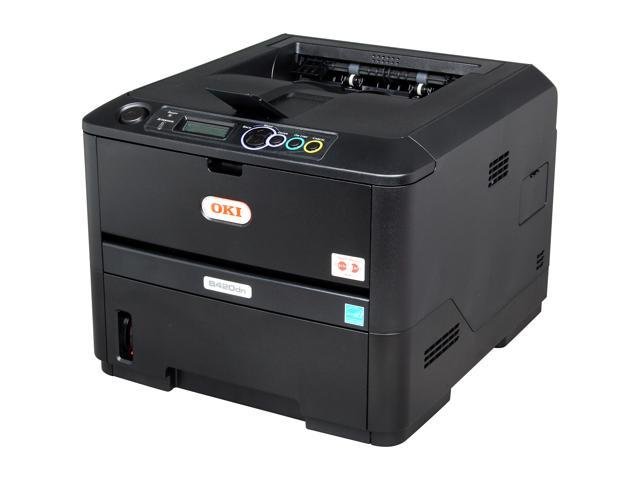 OkiData B420dn Monochrome Laser Printer