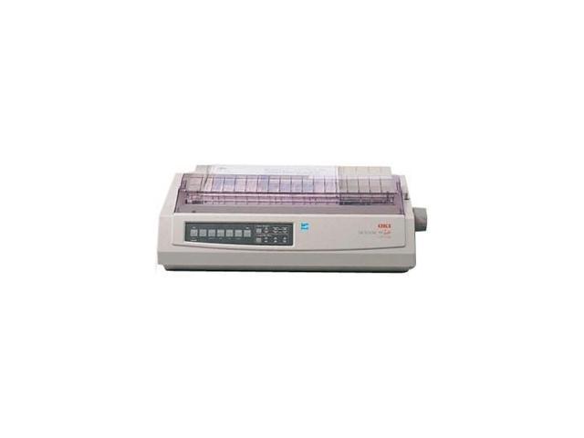 OKIDATA MICROLINE 391 Turbo/n (62416001) - Parallel, USB 24 pin 120V Dot Matrix Printer