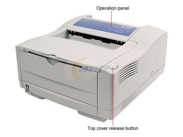 OKIDATA B4250 Personal Up to 23 ppm Monochrome LED Printer