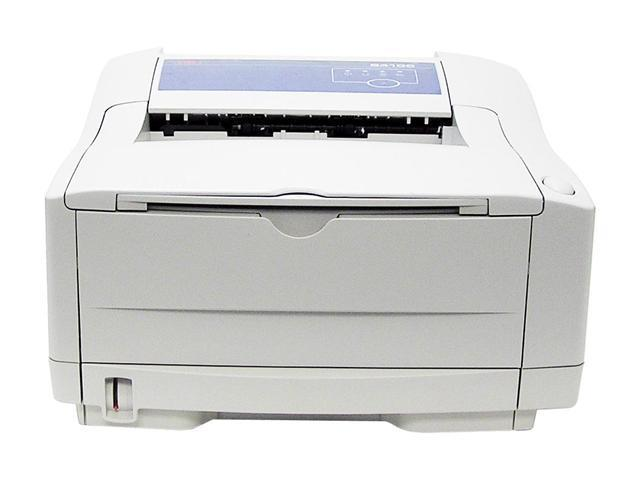 OKIDATA B4100 Personal Up to 19 ppm Monochrome LED Printer