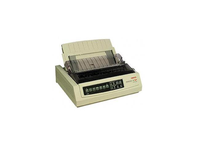 OKIDATA MICROLINE 391 Turbo (62412001) - Parallel, USB 24 pin 120V Dot Matrix Printer