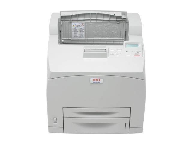 OKIDATA B6300n 62421401 Workgroup Up to 35 ppm Monochrome Laser Printer