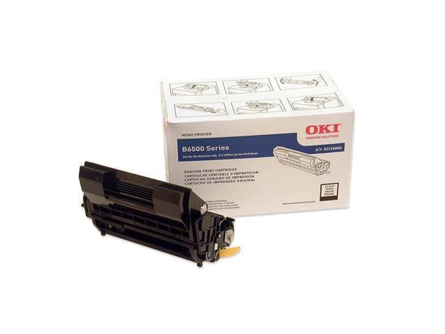 OKIDATA 52116002 Toner Cartridge Black