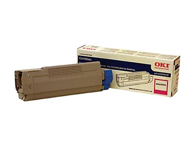 OKIDATA 43324418 Toner Cartridge Magenta