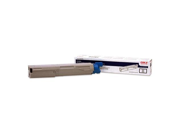 OKI 43459404 Toner Cartridge 1500 Page Yield Black