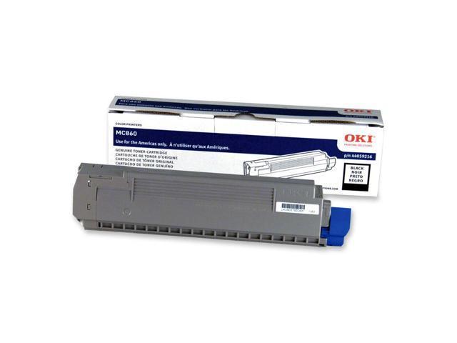 OKIDATA 44059216 Toner Cartridge Black