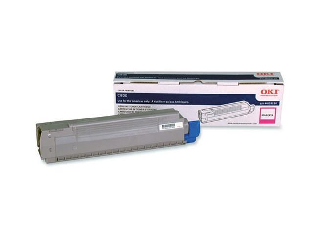 OKIDATA 44059110 Cartridge Magenta