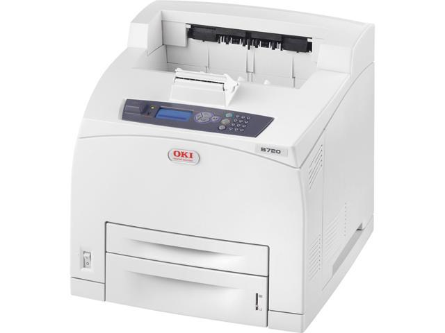 OKIDATA B720n Personal Up to 47 ppm Mono Network Laser Printer (62435604)