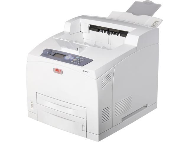 OkiData B710n Monochrome Laser Printer