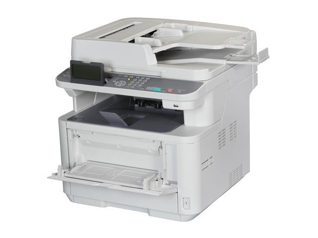 OkiData MB461 Monochrome Multifunction Laser Printer