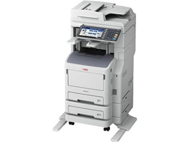 OkiData MB770fx MFP Monochrome Multifunction Laser Printer