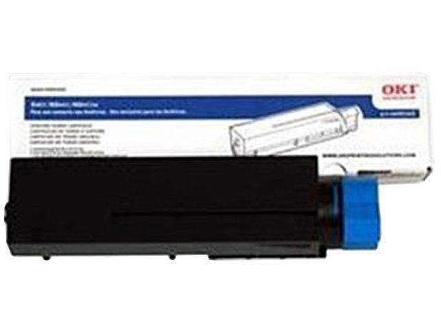 OKIDATA 44992405-K2 Toner Cartridge 1500 Pages Yield; Black