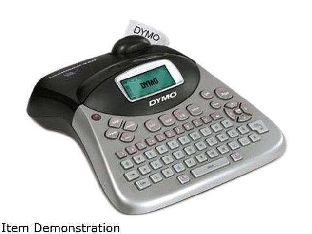 DYMO LabelManager 450 High Performance Desktop Label Maker with PC/MAC Connection (18126)