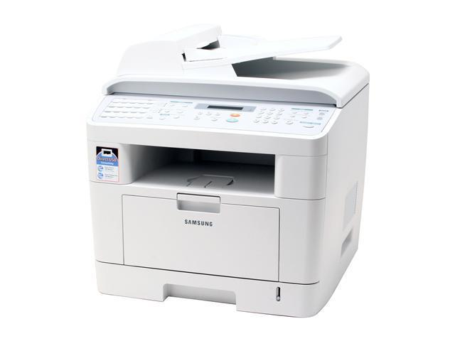 SAMSUNG SCX-4720FN MFC / All-In-One Up to 22 ppm Monochrome Laser Printer