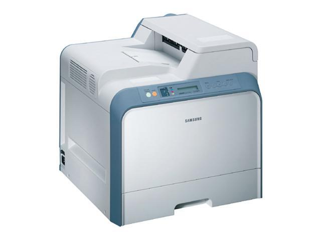 SAMSUNG CLP-600N Workgroup Up to 20 ppm in A4 (21 ppm in Letter) 2400 x 600 dpi Color Print Quality Color Laser Printer
