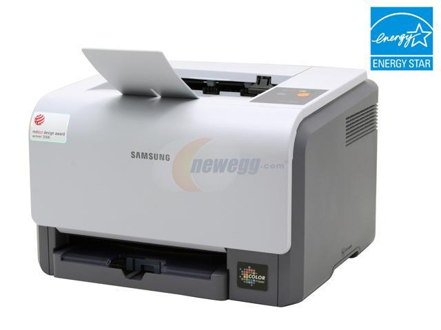 SAMSUNG CLP 300N Up to 17 ppm 2400 x 600 dpi Color Laser Printer