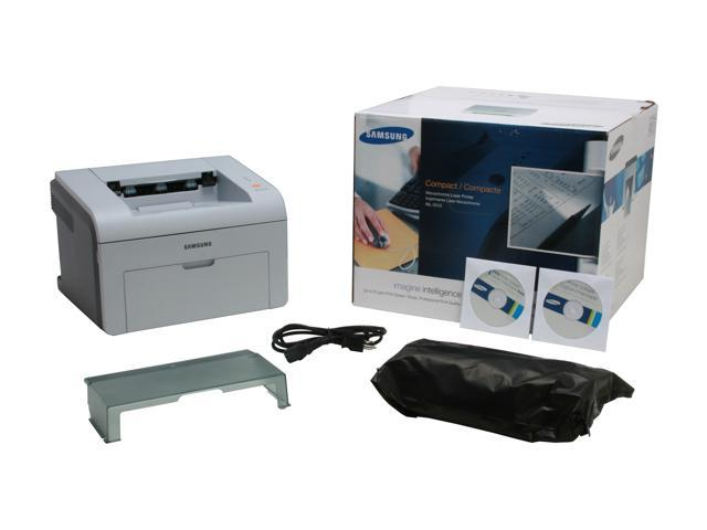 SAMSUNG ML-2510 Personal Up to 24 ppm Monochrome Laser Printer