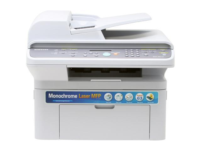 SAMSUNG SCX-4521FG MFC / All-In-One Up to 20 ppm Monochrome Laser Printer