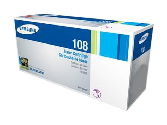 SAMSUNG MLT-D108S, 108 Toner for printers ML-2240 Black