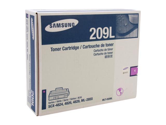 SAMSUNG MLT-D209L, 209L High Yield Toner Cartridge Black