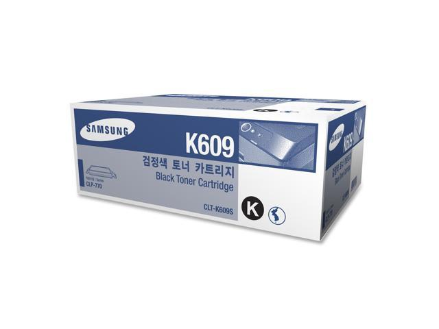 SAMSUNG CLT-K609S, K609 Toner Cartridge Black