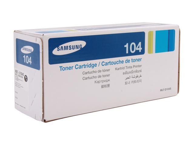 SAMSUNG MLT-D104S, 104 Toner Cartridge for printers ML-1665, ML-1865W Black