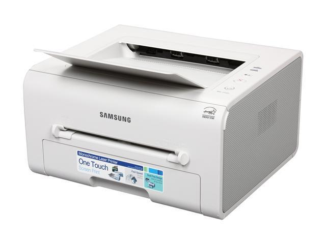 Samsung ML ML-2545 Workgroup Up to 24 ppm in Letter 1200 x 1200 dpi Color Print Quality Monochrome Laser Printer