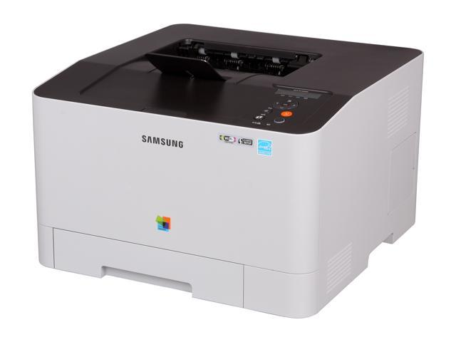 Samsung CLP Series CLP-415NW Workgroup Up to 19 ppm 9600 x 600 dpi Color Print Quality Color Wireless 802.11b/g/n Laser Printer