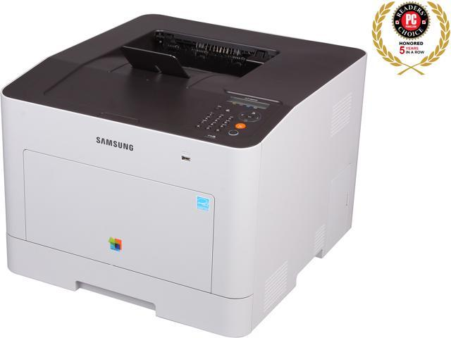 Samsung CLP-680ND Color Laser Printer