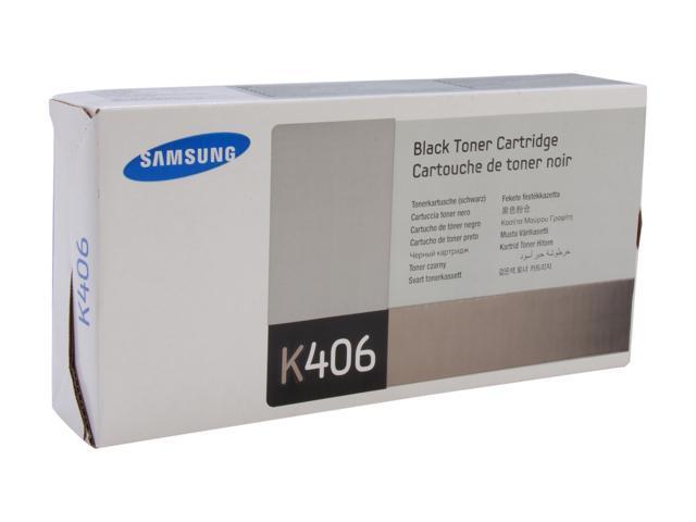 samsung clt k406s toner cartridge black. Black Bedroom Furniture Sets. Home Design Ideas