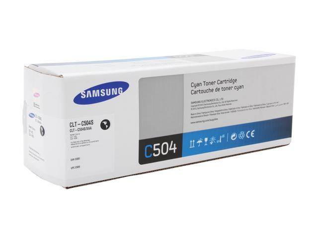 SAMSUNG C504 (CLT-C504S) Toner for CLX-4195FW, CLP-415NW Cyan