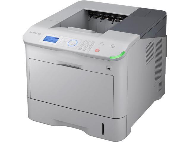 Samsung ML-6512ND Laser Printer - Monochrome - 1200 x 1200 dpi Print - Plain Paper Print - Desktop