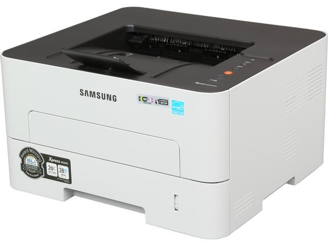 Samsung SL-M2825DW/XAA Workgroup Up to 29 ppm 4800 x 600 dpi Color Print Quality Monochrome Wireless 802.11b/g/n Laser Printer