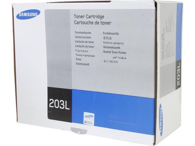 SAMSUNG 203L (MLT-D203L) Toner for printers ProXpress M4020, M3320ND, M3820DW, M3370FD, M3870FW Black