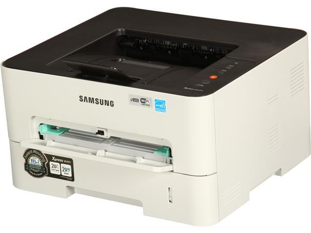 Samsung Xpress M2825DW (SL-M2825DW/XAC) Duplex 4800 dpi x 600 dpi wireless/USB mono Laser Printer
