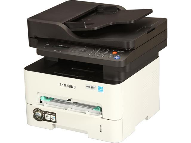 Samsung Xpress SL-M2875FW/XAC Plain Paper Print Monochrome LED Printer