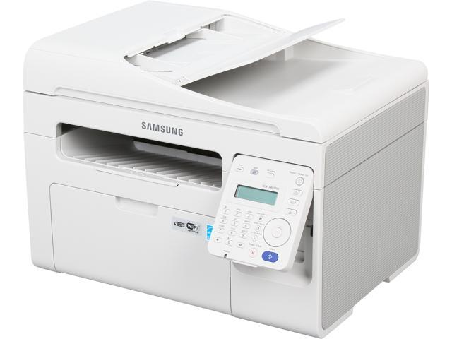 Samsung SCX-3405FW/XAC MFC / All-In-One 1200 x 1200 dpi Color Print Quality Monochrome LCD Printer