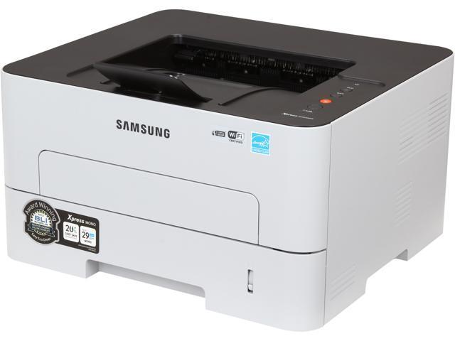 SAMSUNG SL-M2820DW Monochrome Wireless 802.11b/g/n Laser Printer