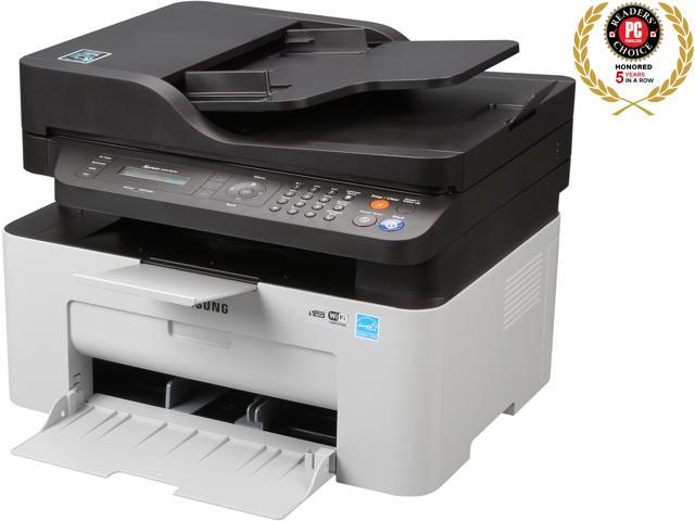 Sl-M2070fw Multifunction Laser Printer, Copy/fax/print/scan