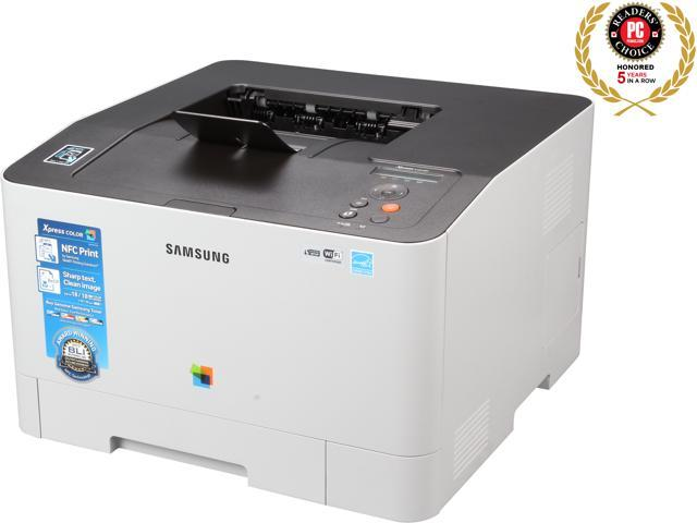Samsung Xpress SL-C1810W/XAA Wireless Color Laser Printer