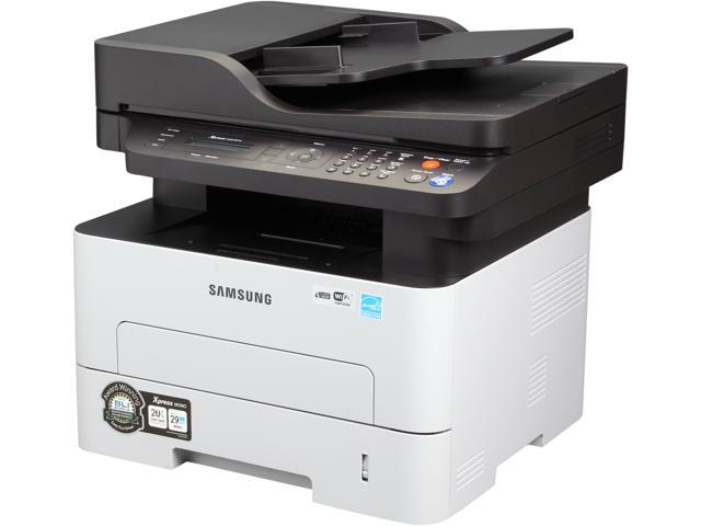 SAMSUNG SL-M2870FW Home Office or Small Business (1-5 users) Up to 29 ppm Monochrome Wireless 802.11b/g/n Laser Printer