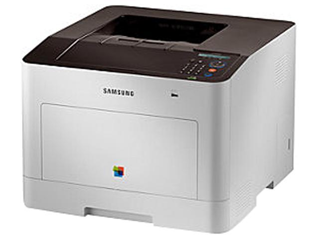 SAMSUNG CLP Series CLP-680ND/XAA Workgroup Up to 25 ppm 9600 x 600 dpi Color Print Quality Color Laser Printer