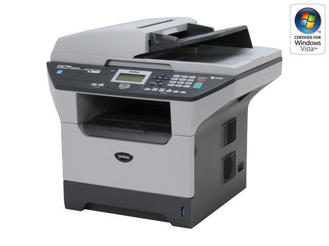brother DCP Series DCP-8065DN MFC / All-In-One Up to 30 ppm Monochrome Laser Printer