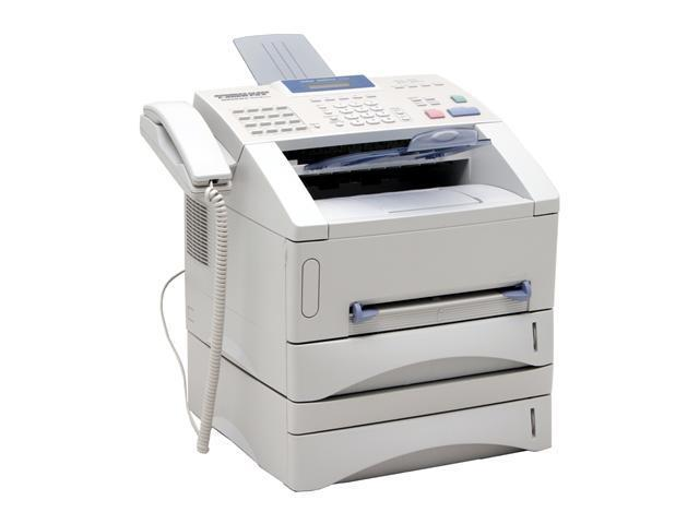 brother PPF-5750E 33.6K bps Super G3 Fax Modem B/W Laser Technology Fax Machine