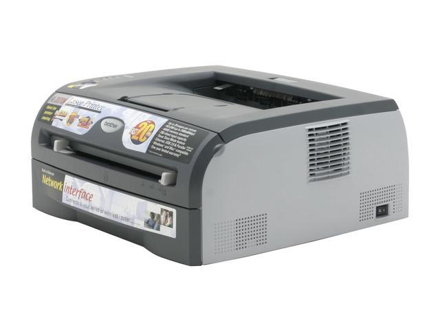 brother HL Series HL-2070N Workgroup Up to 20 ppm Monochrome Laser Printer