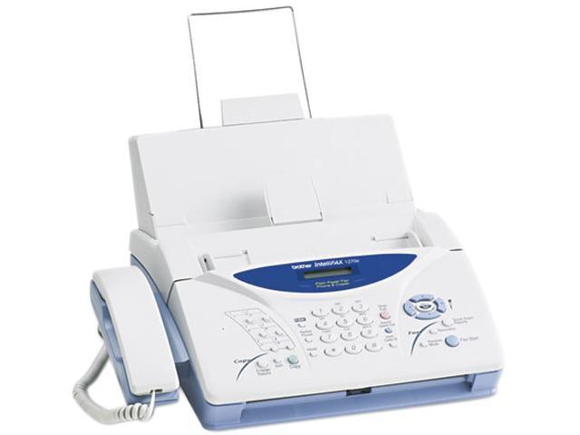 brother IntelliFax-1270e 14.4Kbps Small Business Plain Paper Business Fax