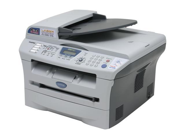 brother MFC Series MFC-7420 MFC / All-In-One Up to 20 ppm Monochrome Laser Printer